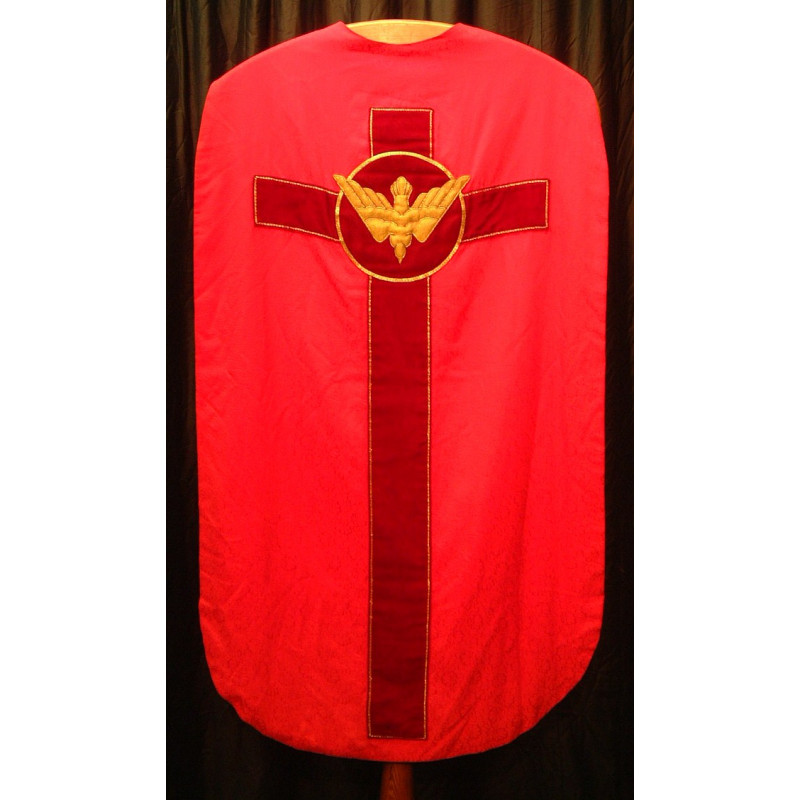 Red vestment, Holy sprit