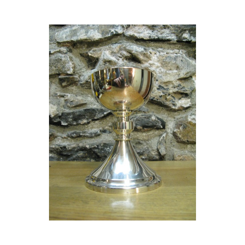 Chalice Silver Plate