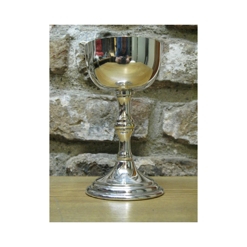 Silver Plated Chalice