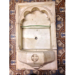 Lavandino, Priests wash hand basin / holy water font