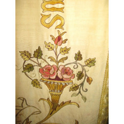 Sacret heart banner