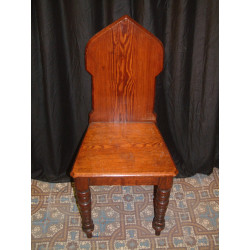 Gothic hall chair