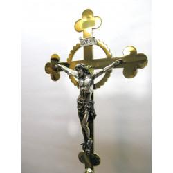 Altar crucifix and corpus