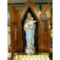 Our Lady and Child Shrine