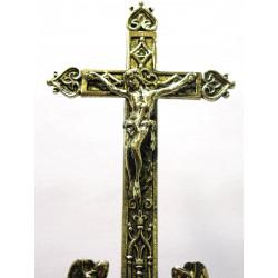 Ornate oratory crucifix