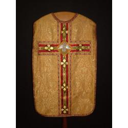 Gold vestment