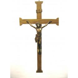 Bronze crucifix