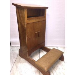 Teak Praying Kneelers