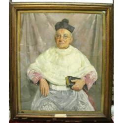 Seated Bishop By George Collie RHA