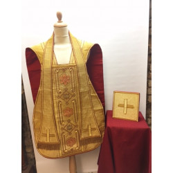 Cloth of Gold vestment frount