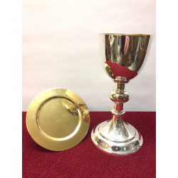 Irish Silver chalice