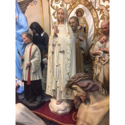 Large Lady of Fatima statue