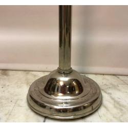 Silver paschal candlestick