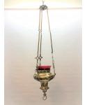 Small Cherub Sanctuary Lamp