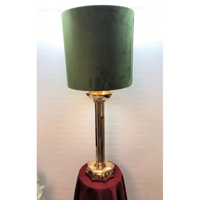 Large Gothic Table Lamp