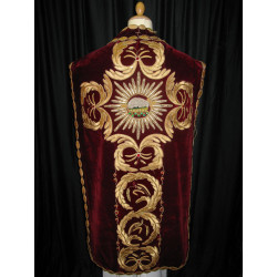 purpel Vestment