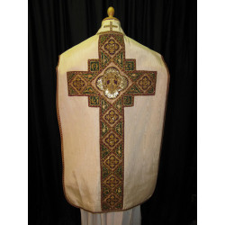 White vestment
