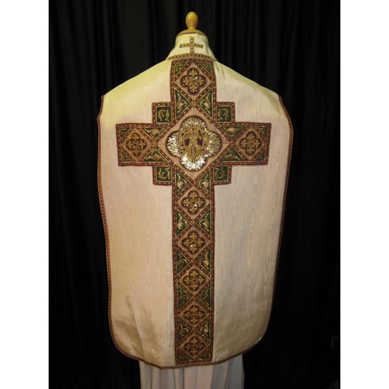 White vestment
