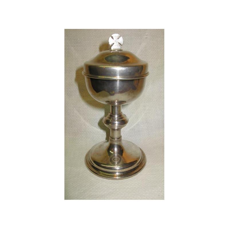 Irish Silver Ciborium