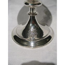 Silver Ciborium