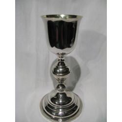 Irish Silver Chalice J.S.