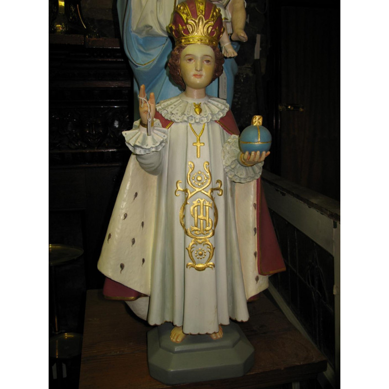 Original Child of Prague Statue