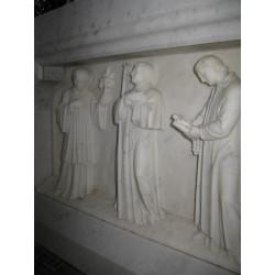 Marble Altar center panel