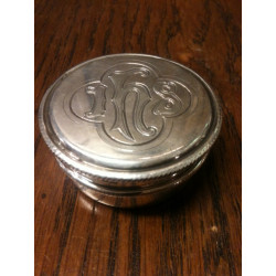 Pyx Irish Silver