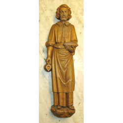 Wooden Statue of St Joseph
