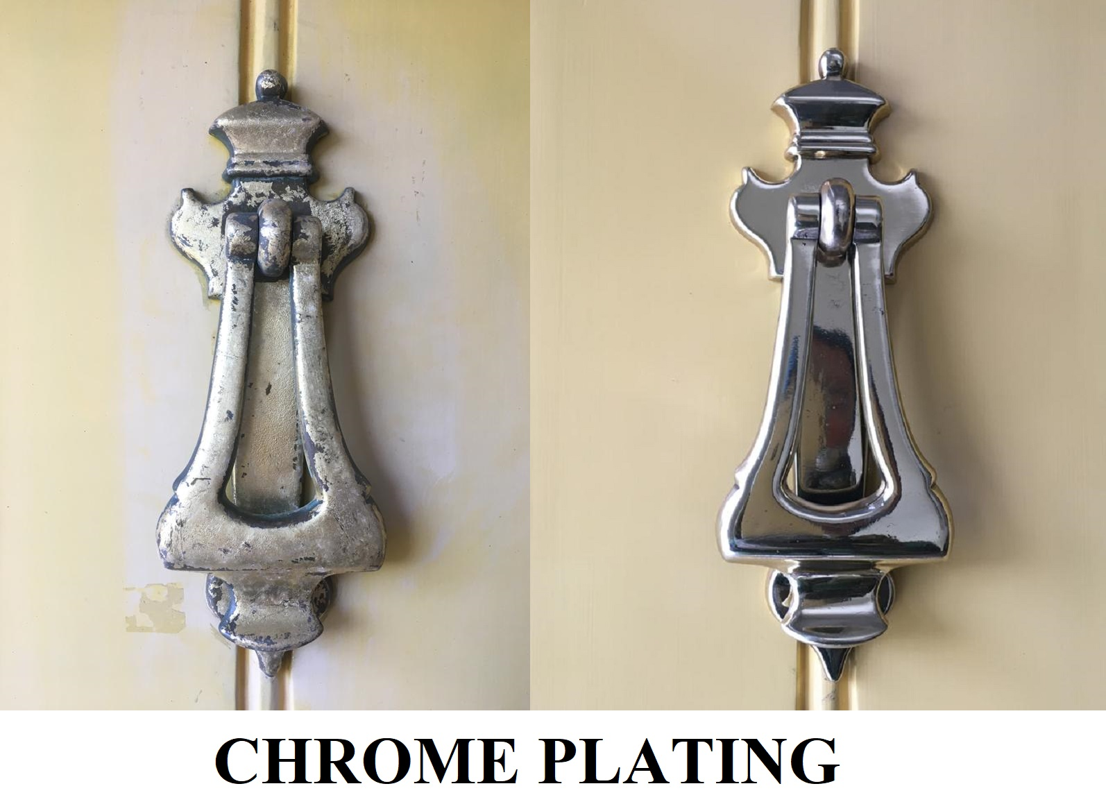 Chrome plating Ireland